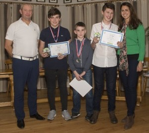 Academy Competition Winners