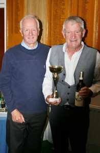 Captain's Cup Winner   Graham Roberts