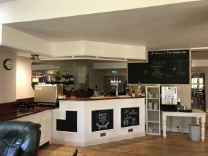 Spikes Bar at Scarthingwell Golf Course